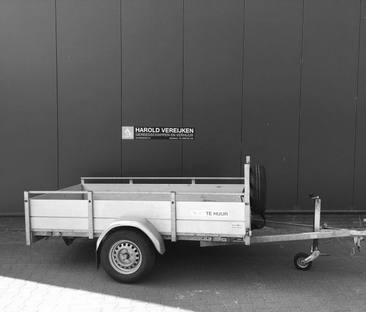 Aanhanger 750 kg.