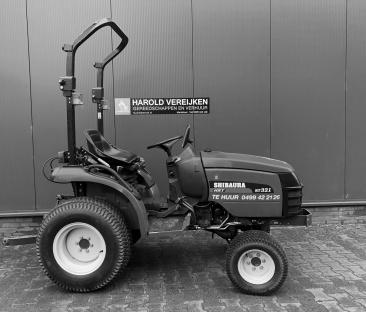 Tractor 20 pk