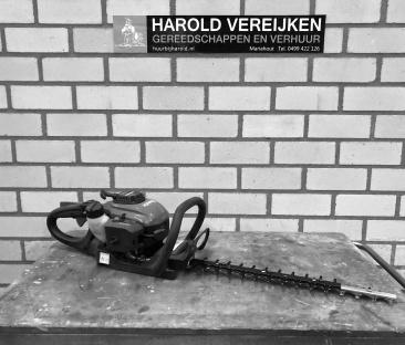Heggenschaar 49 cm. benzine