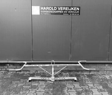 Banden / tegelklem (0,5 x 1,0 meter)