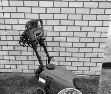 schrob- zuigmachine 230v