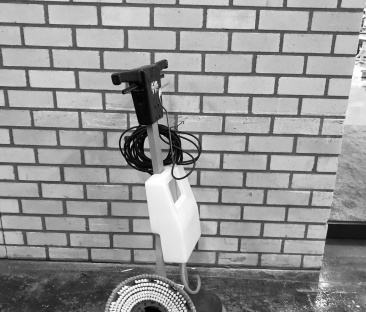 schrobmachine klein 230 v