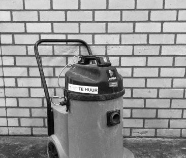 waterzuiger industrie 2000 w. 230 v