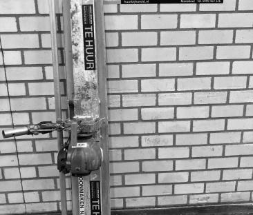 Trilrij 1.5 meter benzine