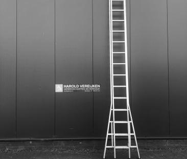 Ladder 2-delig 8 meter