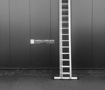 Ladder 3-delig 10 meter