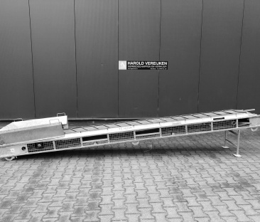 transportband 4,5 mtr.