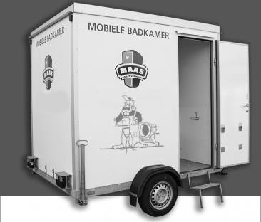 Mobiele badkamer